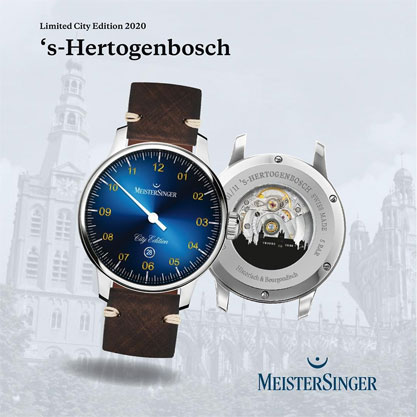 Meistersinger 2020 Limited City Edition